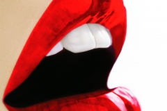 Red-Lust-#painting-#photography#fineart#popart-#peterwesth-Peter Westh-@peterwesth-lips-